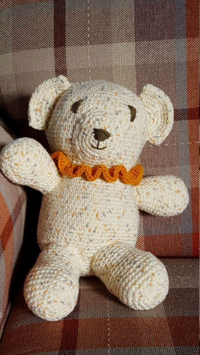 PATTERN Crochet Teddy bear. PATTERN Amigurumi Teddy bear ... | 1411x794