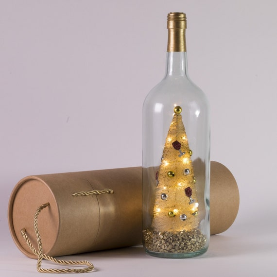 image 0 - Christmas Bottle Decorations