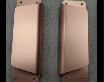 Anti-Bacterial Pure Copper Door Grab Handle