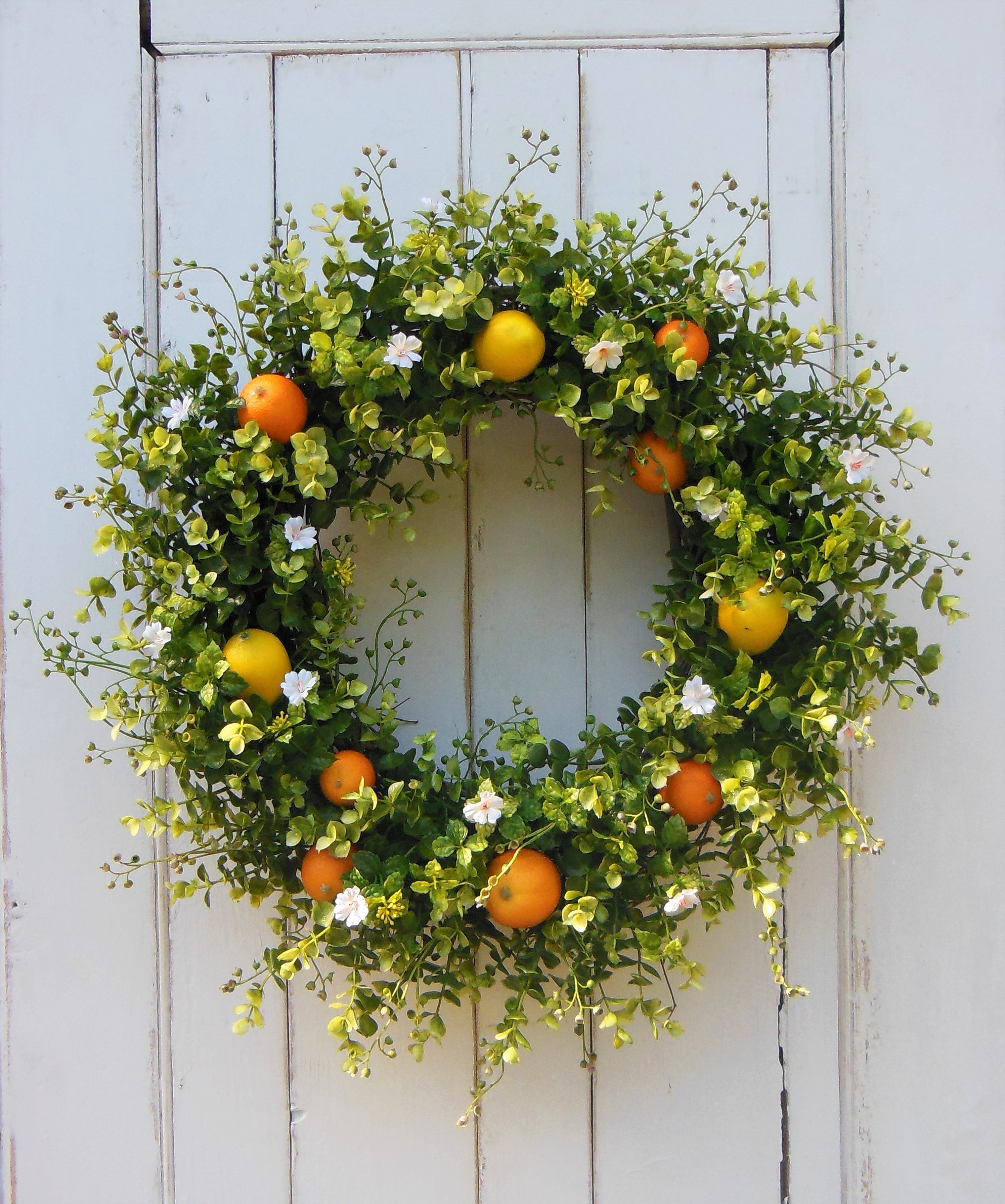 Summer Wreath Summer Wreath For Front Door Summer Front Door