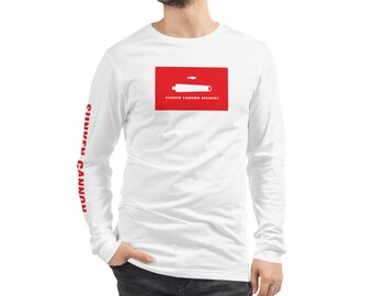 SCB Red Flag Long Sleeve Tee