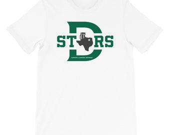 """SCB """"Big D"""" TexaStars Stein T-Shirt"""