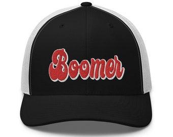 Boomer Funky Trucker Cap