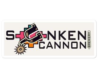 SCB SAS Sticker