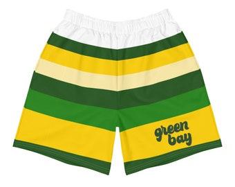 Green Bay Fade Action Shorts