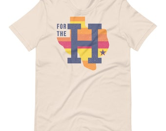For The H Tequila Texas Vintage T-Shirt