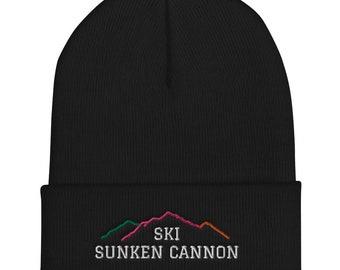 Collegiate Peaks Ski SCB Cuffed Beanie