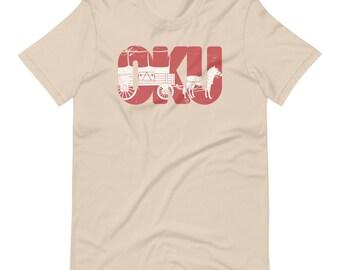 Vintage OKU Wagon T-Shirt