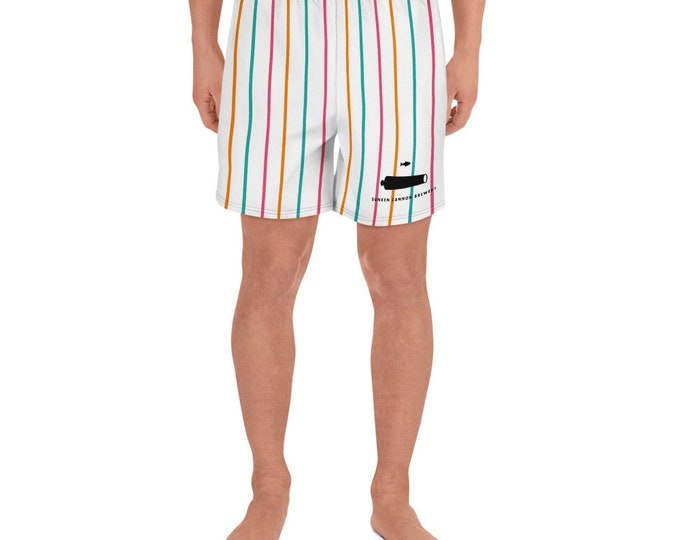 SCB Vertical Fiesta Striped Action Shorts