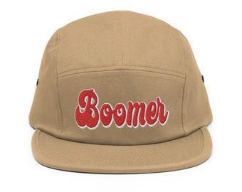Boomer Funky Five Panel Cap