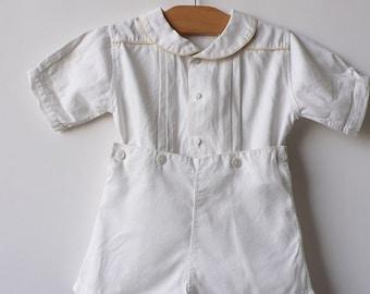 White twill c. 1935