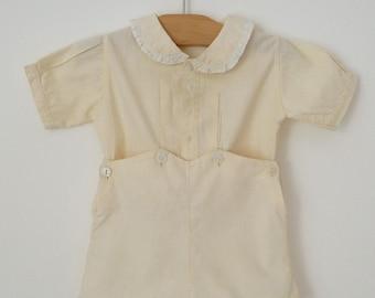 Pale yellow c. 1930