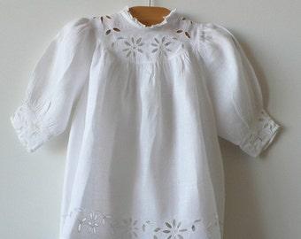 White flower c. 1920