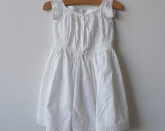 Slip dress c. 1900