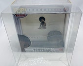 Funko Pop Albums protector made with SCRATCH UV resistant 0.50mm thick PET acid-free plastic