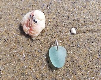 Sea foam green mini