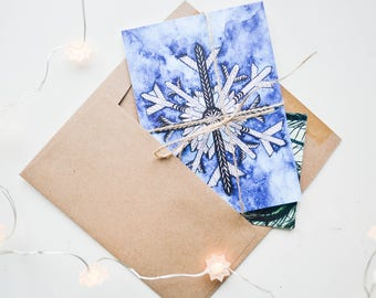 CHRISTMAS CARDS SET 7x