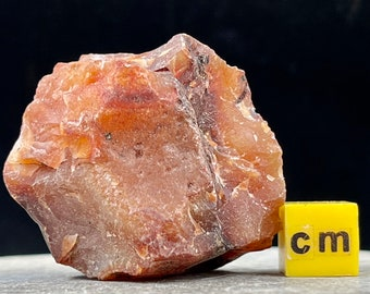 Carnelian [Vitality & Motivation] - 100% Genuine Healing Crystal Mineral Stone - RST674 *CERTIFICATED*