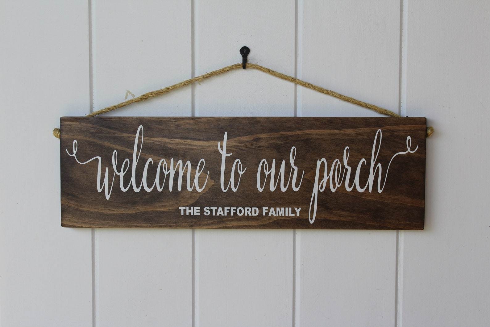 welcome signs personalized - HD1588×1059