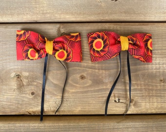 Be The Love Bow Clips