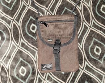 Passport Hemp Shoulder Bag