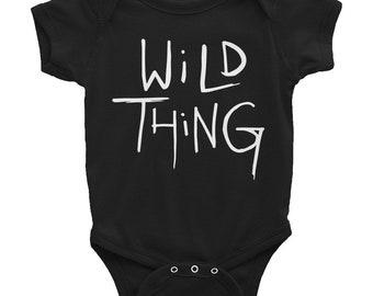 Wild Thing — Infant Bodysuit