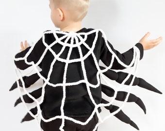 Spider costume/Toddler costume/ Kids costume / spider dress up / handmade costume / Halloween costume & Toddler costume | Etsy