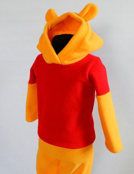 7ea320848c25 Winnie the Pooh costume   Toddler Costume   Kids Costume