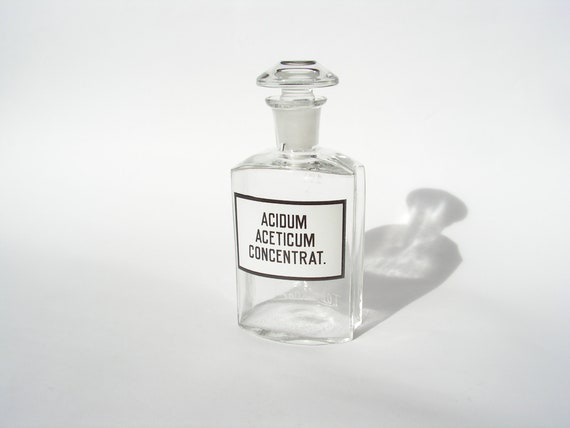 Apothecary Chemistry Bottle | Perfume