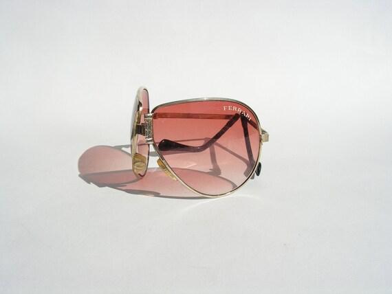 Vintage sunglasses Ferrari Folding sunglasses Ital