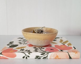 Ceramic Bowl | Handmade Bowl | Handmade Pottery | Trinket Dish | Small Bowl | Bowl | Decorative Bowl | Catch-All Bowl | Home Decor Bowl