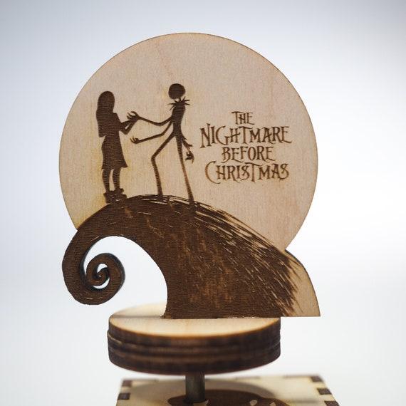 50 - Nightmare Before Christmas Music Box