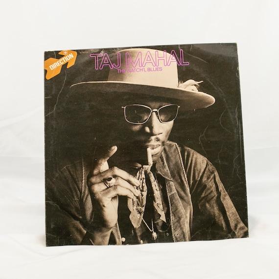 Taj Mahal : The Natch'l Blues --- Vintage Vinyl Album