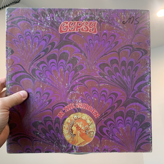 Gypsy In The Garden original pressing vinyl record album VG+