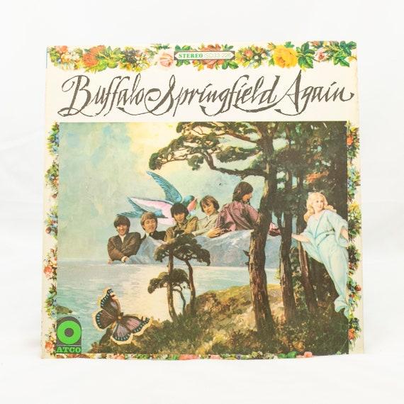 Buffalo Springfield Again - Vintage Vinyl Album