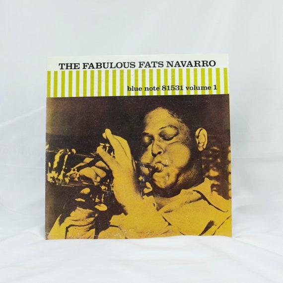 The Fabulous Fats Navarro : Blue Note 81531 Volume 1 (Volume One) - Vintage Vinyl Album
