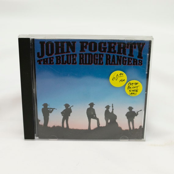 John Fogerty : The Blue Ridge Rangers - Vintage CD Album