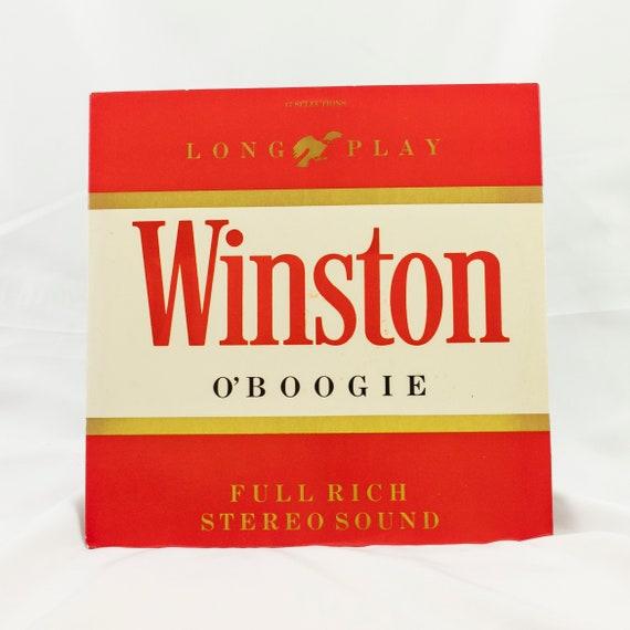 Winston O'Boogie - Vintage Vinyl Album