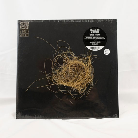 Hiss Golden Messenger : Terms of Surrender - SEALED Vinyl Album
