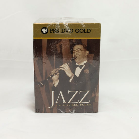 JAZZ : A Film By Ken Burns - SEALED DVD Box Set