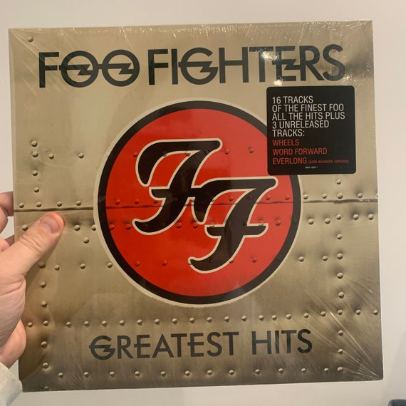 Foo Fighters Greatest Hits 2009 vinyl record album MINT SEALED