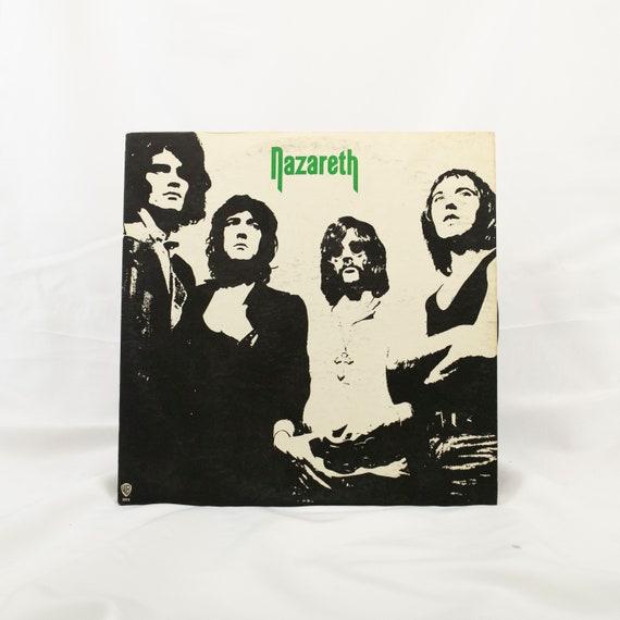 Nazareth : (Self Titled) - Vintage Vinyl Album