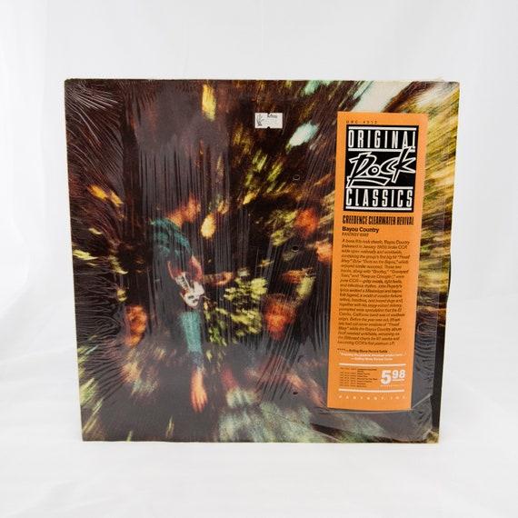 Original Rock Classics 4513 : Credence Clearwater Revival Bayou Country - Vintage Vinyl Album