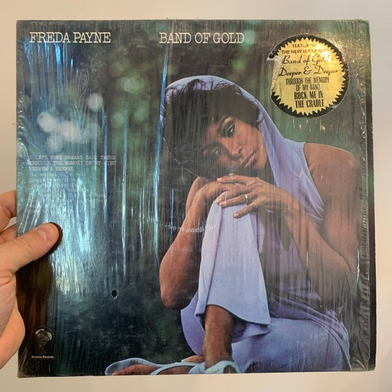 Freda Payne Band Of Gold original pressing vinyl record album VG+