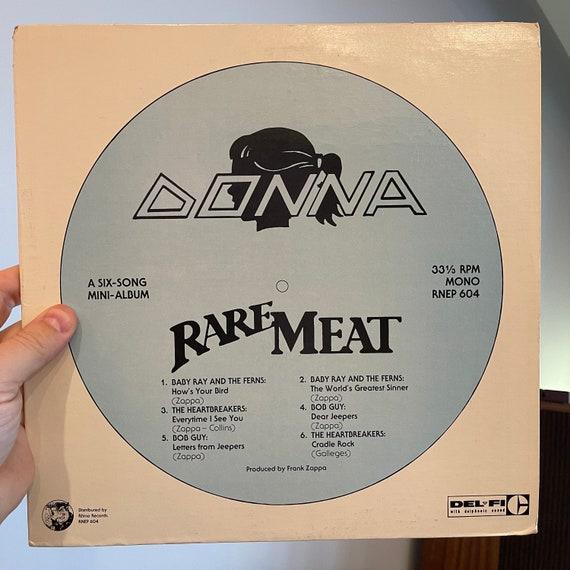 Frank Zappa Mothers of Invention Uncle Meat original gatefold Bizarre Records pressing vinyl record album VG+