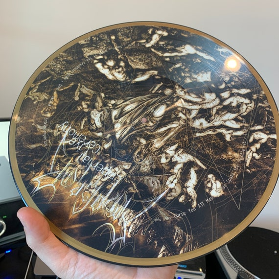 Emperor Emperial Live Ceremony picture disc vinyl record album LP Candlelight Records