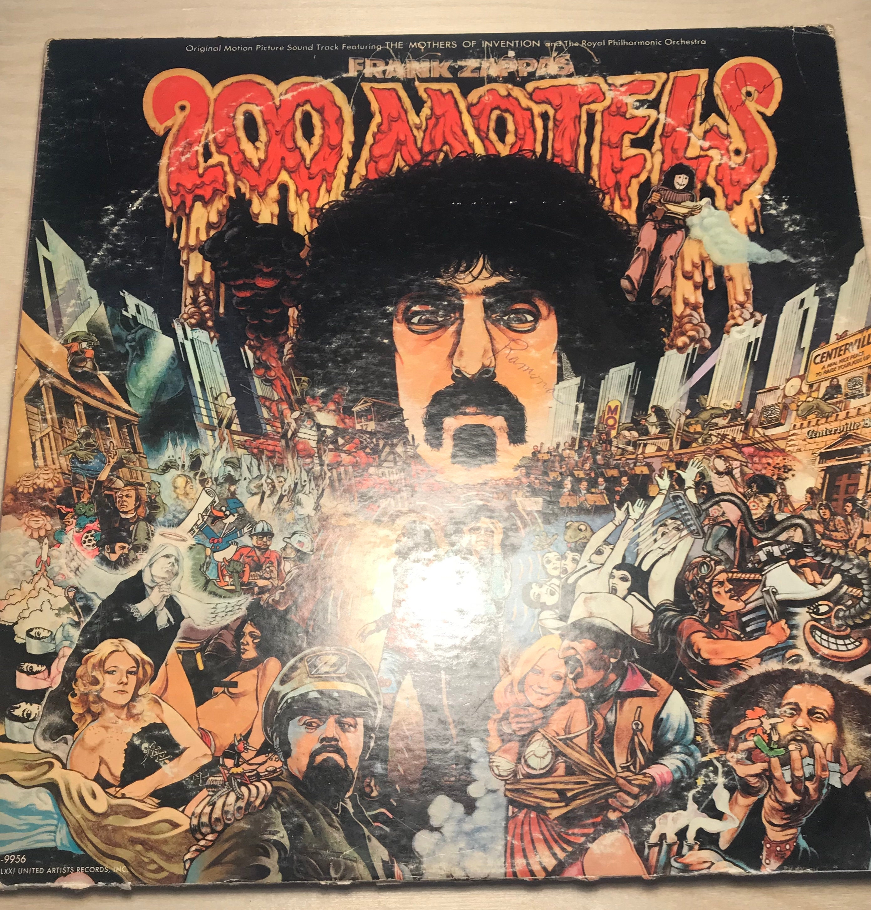 Frank Zappa Mothers Of Invention 200 Motels Original Us