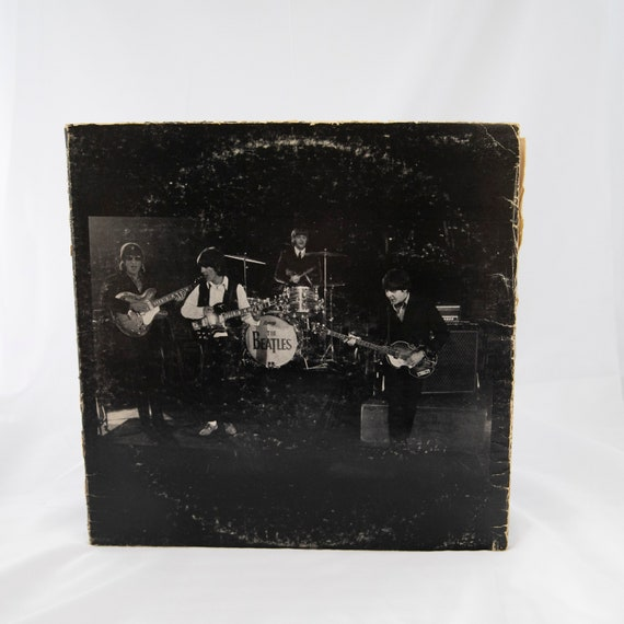Beatles '66 bootleg pressing 1966 vinyl record album LP VG+