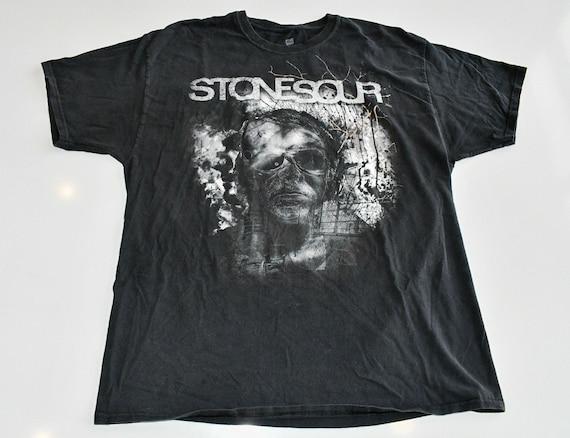 Stone Sour 2013 tour Men's XL concert shirt House of Gold & Bones