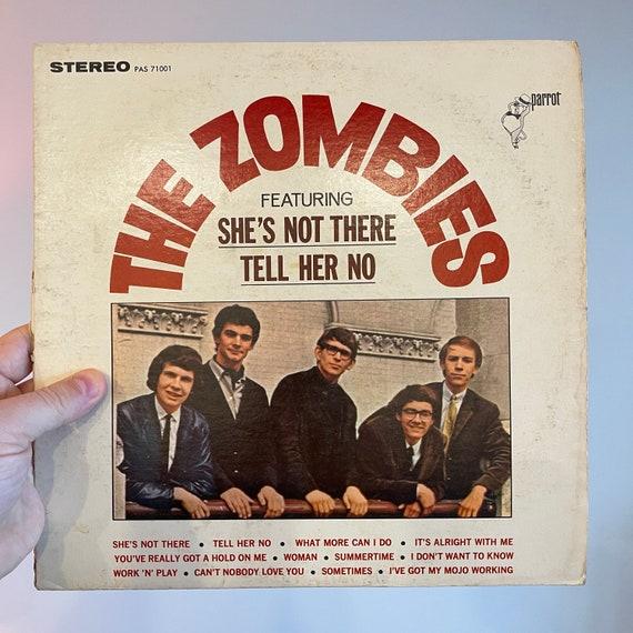 The zombies original US stereo pressing vinyl record album VG+